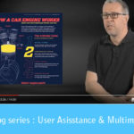 Vlog: Multimedia in User Assistance