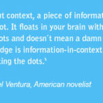 What is Contextualization all About & Why is it so Important in Information 4.0?
